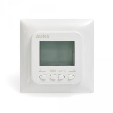 AURA LTC 730 - программируемый терморегулятор для теплого пола