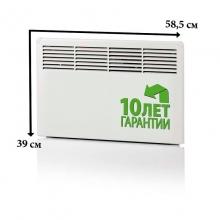 ENSTO EPHBM05PR - конвектор 500 Вт с мех.термостатом