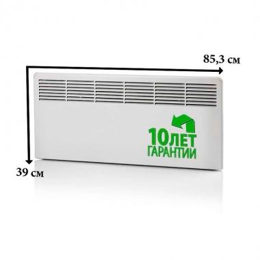 ENSTO EPHBM10PR - электрический конвектор 1000 Вт с механическим термостатом (Финляндия/Россия)