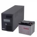 Комплекты Оптима-6: ИБП 480 Вт с одной АКБ
