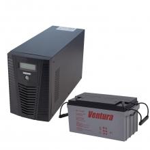 Комплект Оптима 9-65 (ИБП 1000 ВА с внешней АКБ 65 Ач)