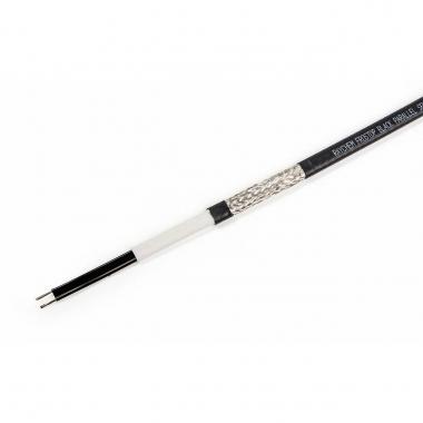 nVent / Raychem FroStop Black - саморегулирующийся греющий кабель 18 / 28 Вт/м @230В, при 5°C