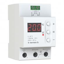 Terneo b - терморегулятор на DIN-рейку на 32А