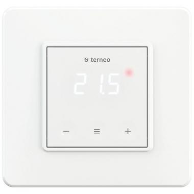 terneo s white - сенсорный терморегулятор