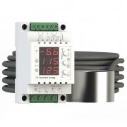 Terneo sneg - терморегулятор с датчиком осадков для снеготаяния
