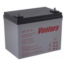 Ventura GPL 12-75 - аккумулятор 12 В, 75 Ач