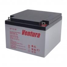 Ventura GPL 12-26 - аккумулятор 12 В, 26 Ач