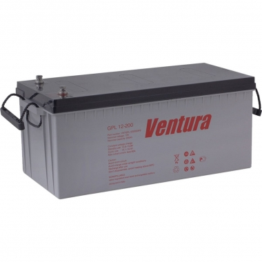 Ventura GPL 12-200 - AGM - аккумуляторная батарея 12 В, 200 Ач