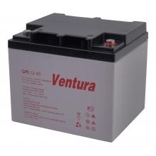 Ventura GPL 12-40 - аккумулятор 12 В, 40 Ач