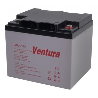Ventura GPL 12-40 - AGM - аккумуляторная батарея 12 В, 40 Ач