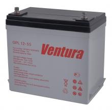 Ventura GPL 12-55 - аккумулятор 12 В, 55 Ач