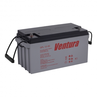 Ventura GPL 12-65 - AGM - аккумуляторная батарея 12 В, 65 Ач