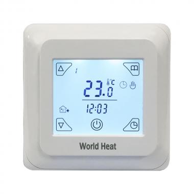 WorldHeat WH 170 - программируемый регулятор с сенсорным экраном