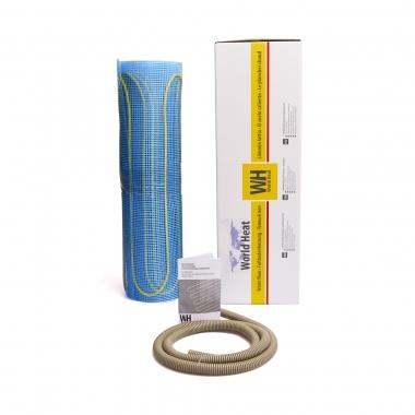 WH LTS-C 0,5/75 - тонкий теплый пол под плитку. Обогрев 0,5м2 (кв.м.), мощность 75 Вт