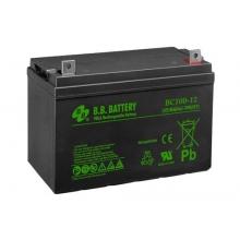 BB Battery BC 100-12 - аккумулятор 12 В, 100 Ач