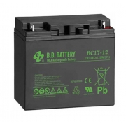 BB Battery BC 17-12 - аккумулятор 12 В, 17 Ач
