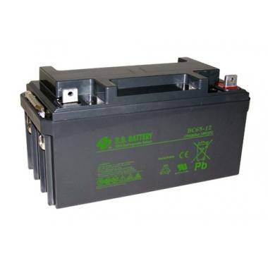 BB Battery BC 65-12 - универсальный аккумулятор 12 В, 65 Ач