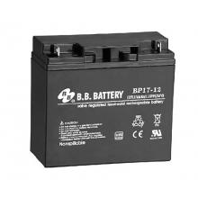 BB Battery BP 17-12 - аккумулятор 12 В, 17 Ач
