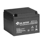 BB Battery BP 26-12 - аккумулятор 12 В, 26 Ач