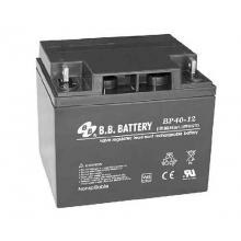 BB Battery BP 40-12 - аккумулятор 12 В, 40 Ач