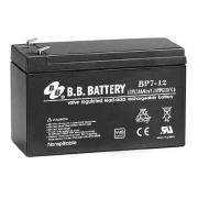 BB Battery BP 7-12 - аккумулятор 12 В, 7 Ач