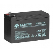 BB Battery HR1234W - аккумулятор 12 В, 7 Ач