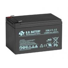 BB Battery HR 15-12 - аккумулятор 12 В, 13 Ач