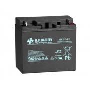 BB Battery HR 22-12 - аккумулятор 12 В, 20 Ач