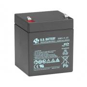 BB Battery HR 5.5-12 - аккумулятор 12 В, 5.5 Ач