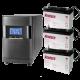Аккумуляторы для источников бесперебойного питания (ИБП), источники бесперебойного питания (UPS), стабилизаторы напряжения