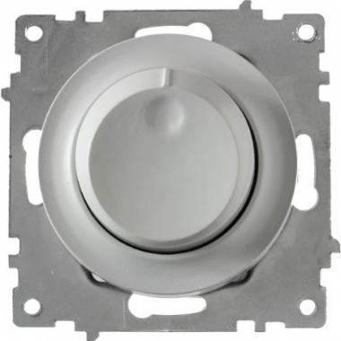 Диммер (светорегулятор) OneKeyElectro серии Florence. Цвет серый