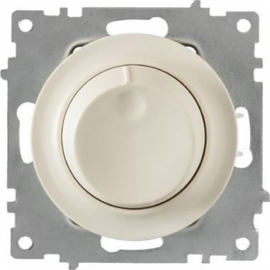 Диммер (светорегулятор) OneKeyElectro серии Florence. Цвет бежевый