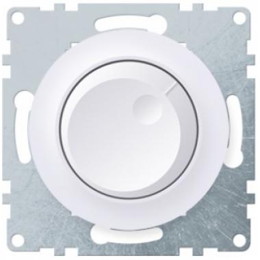 Диммер (светорегулятор) OneKeyElectro серии Florence. Цвет белый