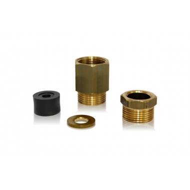 """Raychem GL-T2-01 - сальниковый узел 3/4"""" для установки греющего кабеля FrostGuard в трубу"""