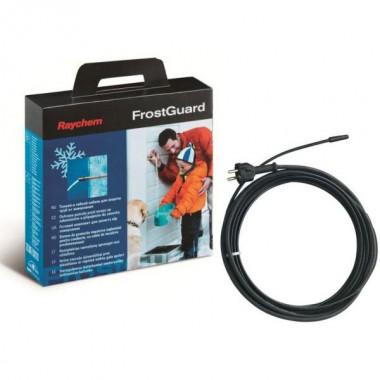 FrostGuard 25м - готовый комплект для подогрева и защиты труб от замерзания, длина 125м
