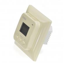 AURA LTC 530 (кремовый / бежевый) - электронный терморегулятор