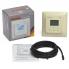 Электронный терморегулятор AURA LTC 530 (кремовый / бежевый)