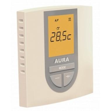 Электронный терморегулятор AURA VTC 550 (кремовый)