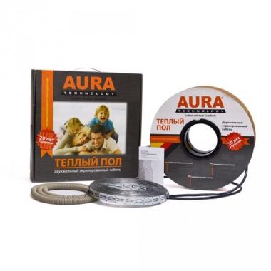 AURA Heating KTA 136-2500 - теплый пол в стяжку. Обогрев от 16,7 до 22,7 кв.м. (м2)