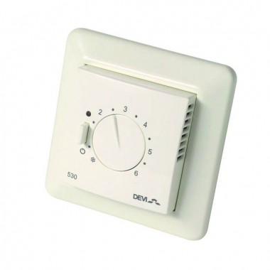 Терморегулятор DEVI 530 -  простой электронный регулятор