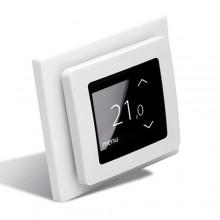 DEVIreg Touch (белый) - сенсорный программируемый регулятор
