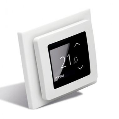 Терморегулятор DEVIreg Touch (белый) - сенсорный программируемый регулятор