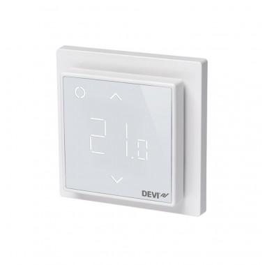 DEVIreg SMART (polar white, полярно белый) - WiFi интеллектуальный регулятор