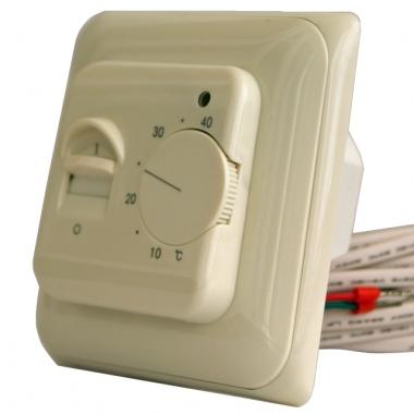 EASTEC 70.26 (кремовый) - простой терморегулятор для теплого пола