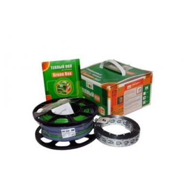 Теплолюкс Green BOX GB-200 - теплый пол под плитку / в стяжку. Обогрев от 1,4 до 1,7 кв.м.