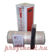 IQwatt FLOOR MAT 2,5 м2 (кв.м.) - теплый пол под плитку на 2,5м²
