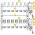 Коллектор NEPTUN IWS из нержавеющей стали с расходомерами, кол-во выходов от 2 до 12