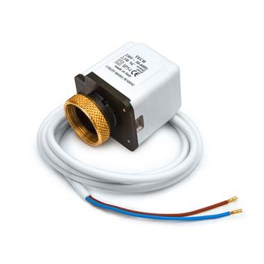 Термостатическая головка NEPTUN IWS с сервоприводом 220 В
