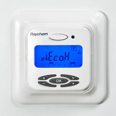 Терморегулятор Raychem NRG-Temp - программируемый регулятор для теплого пола