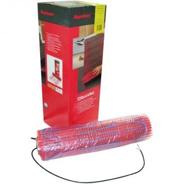 Raychem T2QuickNet-160 на 3м2 - нагревательный мат под плитку, мощность 480 Вт